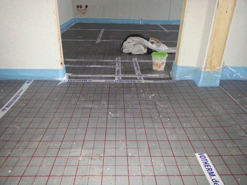 Fußboden Dämmung ~ Dämmung des fußboden u a wir bauen dann mal ein haus