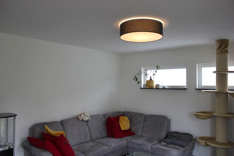 Hufnagel MARA Deckenleuchte als Lounge-Lampe im Wohnzimmer › Wir ...