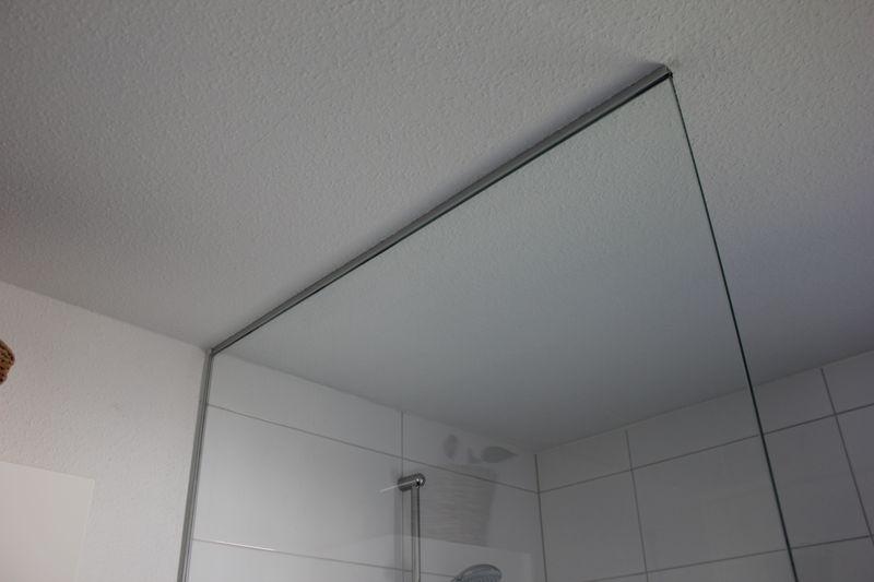 Turbo 10mm Sicherheitsglas für die Duschabtrennung aus Glas › Wir bauen YS54
