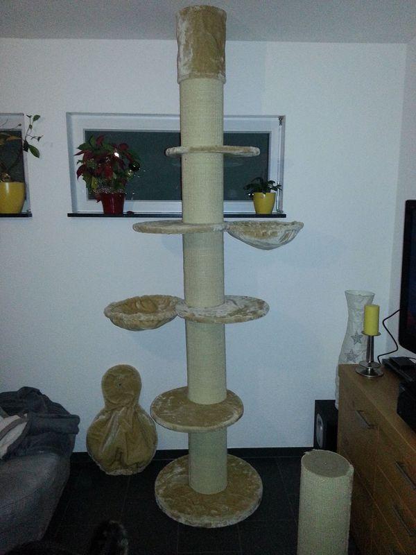 trixie 44470 kratzbaum pepino 89 cm braun bunte. Black Bedroom Furniture Sets. Home Design Ideas