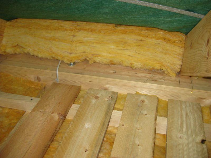 ausbau des dachboden wir bauen dann mal ein haus. Black Bedroom Furniture Sets. Home Design Ideas