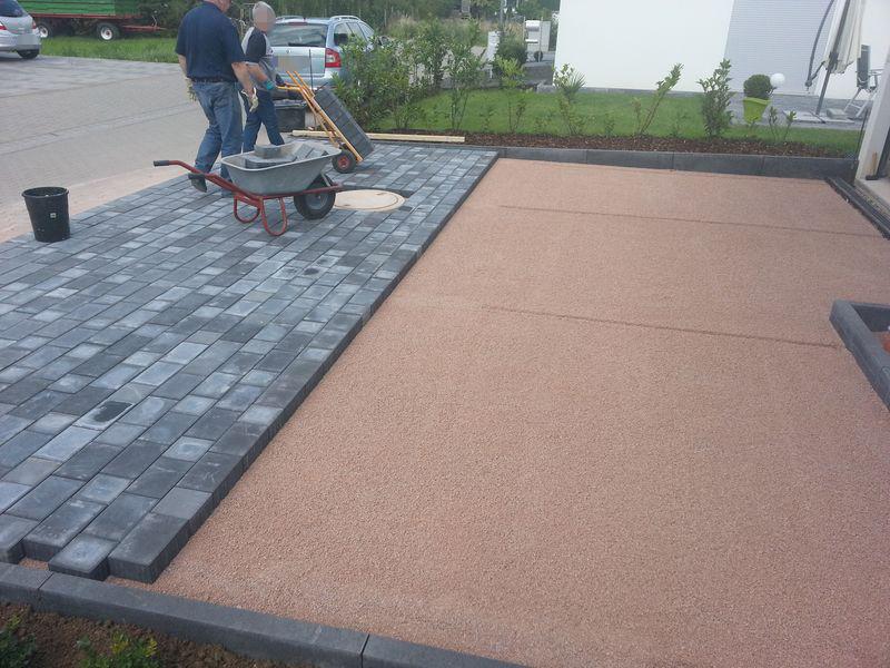 pflaster f r hofeinfahrt mischungsverh ltnis zement. Black Bedroom Furniture Sets. Home Design Ideas