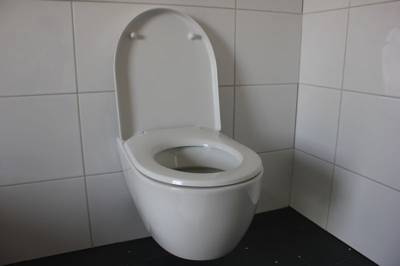 Toilette Bauen mit nett stil für ihr haus design ideen