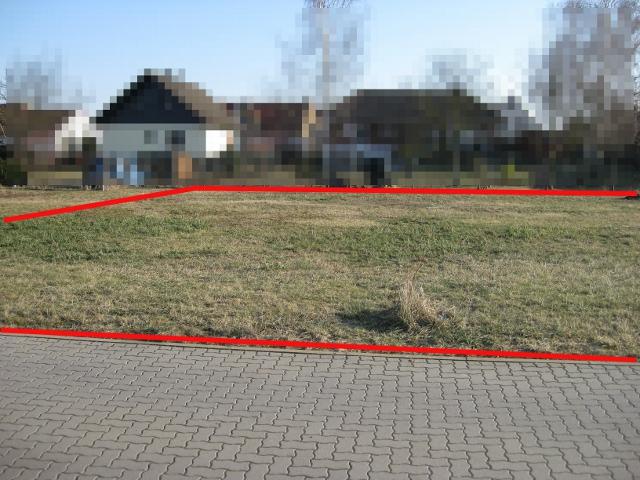 Bauplatz in Zotzenheim