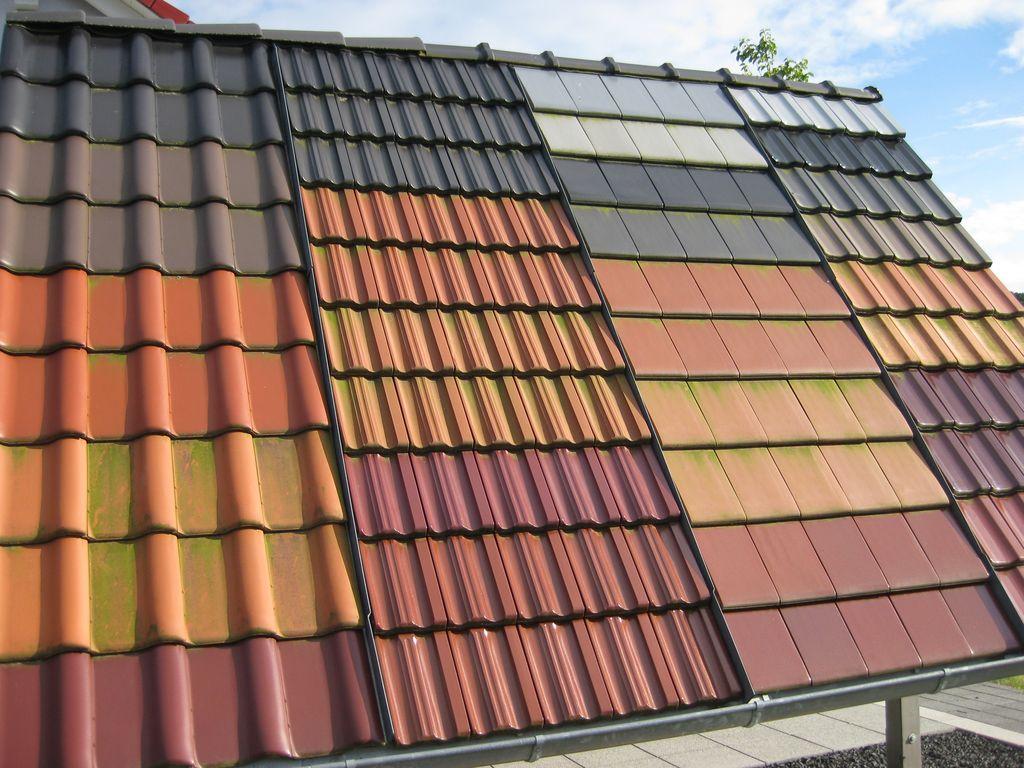 Dachziegel farben  Bemusterung mit der DHAG Teil 5 – Festlegen der Ausstattung › Wir ...