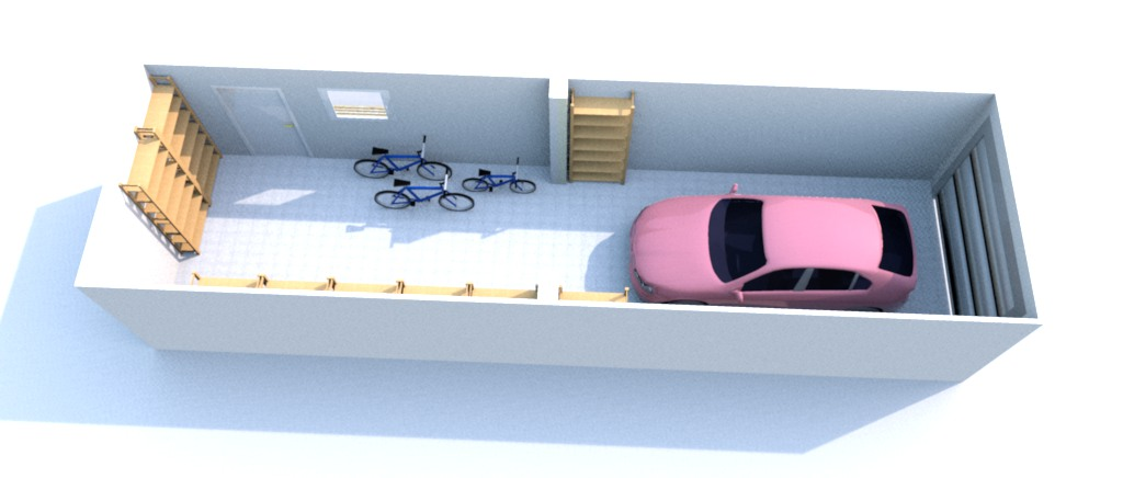auftrag f r die garage erteilt wir bauen dann mal ein haus. Black Bedroom Furniture Sets. Home Design Ideas
