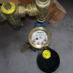 Rückgabe des Bauwasser-Standrohr