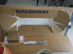 Kaldewei Badewanne Classic Duo 110