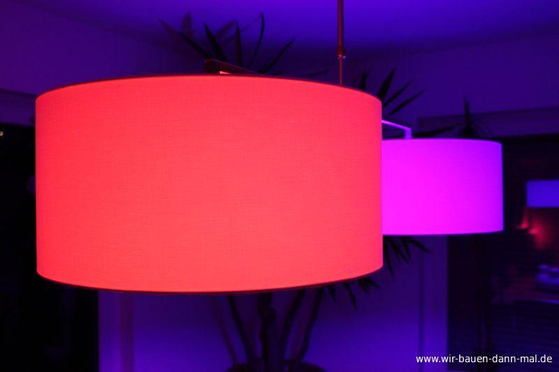 philips hue bringt das licht im haus zum leuchten wir bauen dann mal ein haus. Black Bedroom Furniture Sets. Home Design Ideas