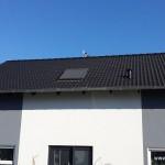 Solarrollladen geschlossen