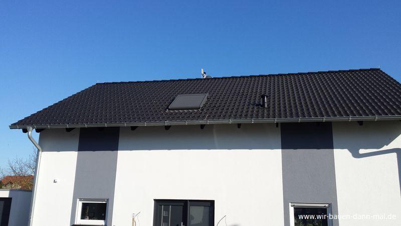 Bevorzugt Licht- und Hitzeschutz mit einem Velux Solarrollladen › Wir bauen HI92