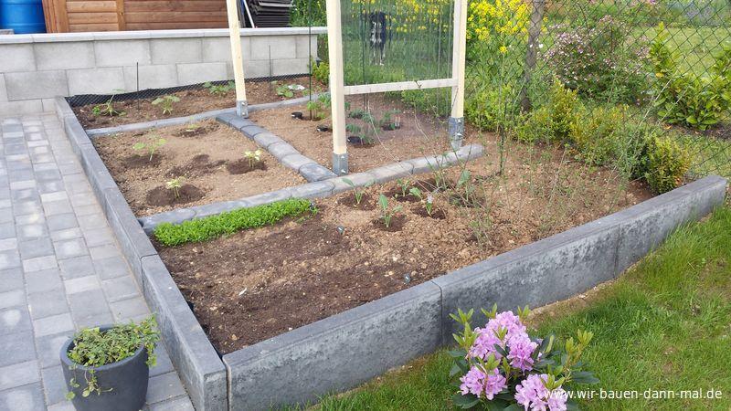 Gem se im garten angepflanzt unser kleiner nutzgarten wir bauen dann mal ein haus - Kleiner nutzgarten ...