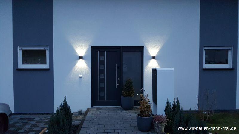 20 Hauswand Beleuchtung Bilder. Hausbeleuchtung Sternenpark ...
