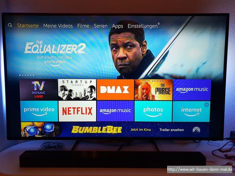 Fernsehen im Netzwerk - SAT 2 IP Server von XORO mit TV